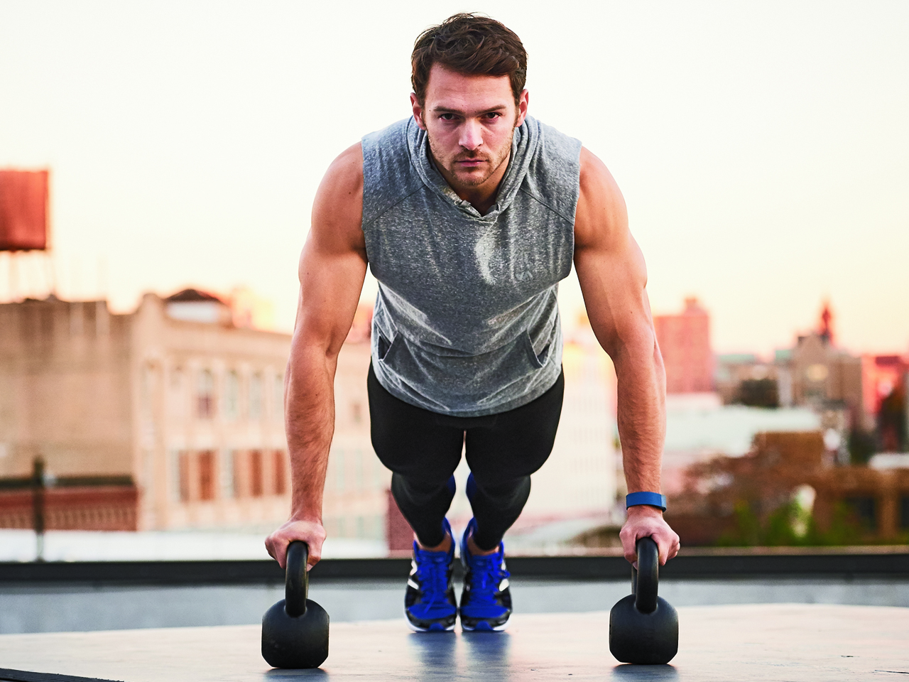 At home workouts to lose weight and build muscle