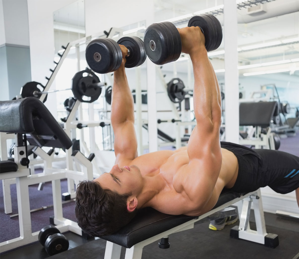 8 Gold's Gym Trainers' Go-To Bodybuilding Workouts