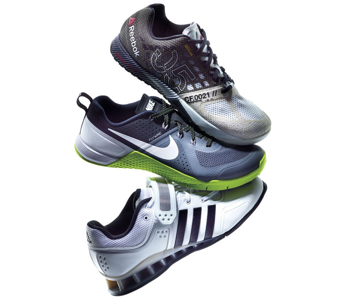 The Best CrossFit and Lifting Shoes