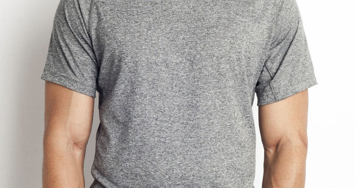 The 10 Best T-Shirts for a Muscular Body aaffcf712bfc