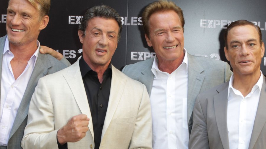 Revenge of the Action Heroes: Stallone, Van Damme, Schwarzenegger, and Lundgren Sign on to New Movies