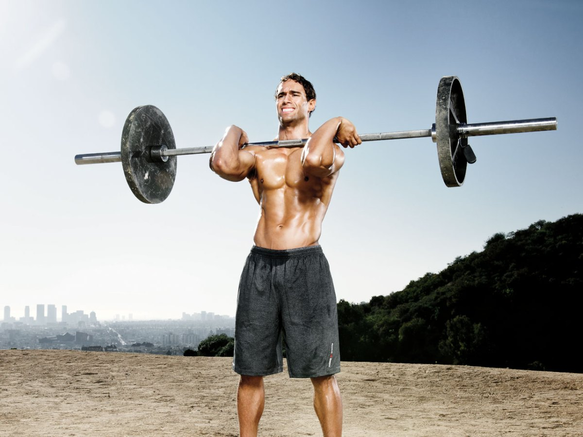 The roadmap to starting CrossFit