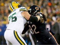 2. Chicago Bears vs. Green Bay Packers