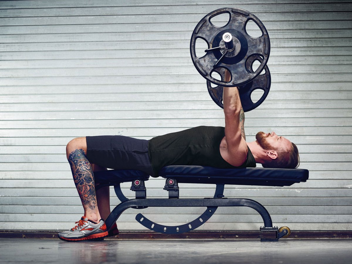 Switch to a neutral-grip to boost your bench