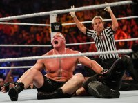 It's 2004 All Over Again As Goldberg Is Set to Rematch Brock Lesnar at Wrestlemania