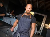 How Chef Gabriel Hedlund Stays Shredded Even Though He Spends All Day in the Kitchen