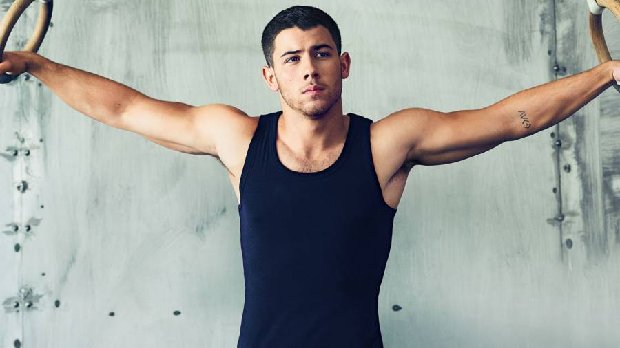 Nick Jonas on His Career Transformation, His Six-pack Abs, and Why He Doesn't Plan on 'losing Himself to Love' Anytime Soon