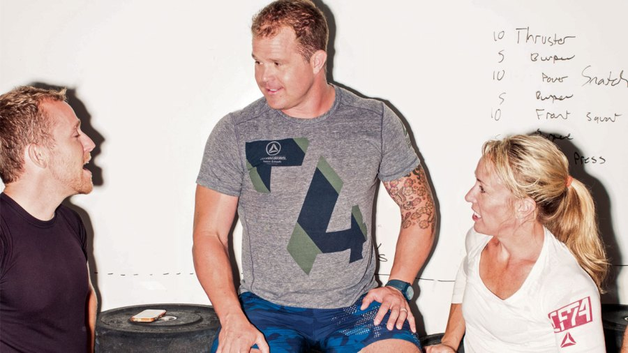 How Kelly Starrett Became CrossFit's Mobility Superhero