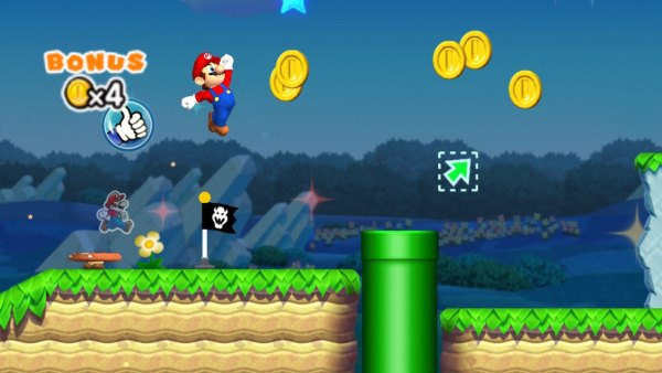Is Super Mario Run the best game for your phone?
