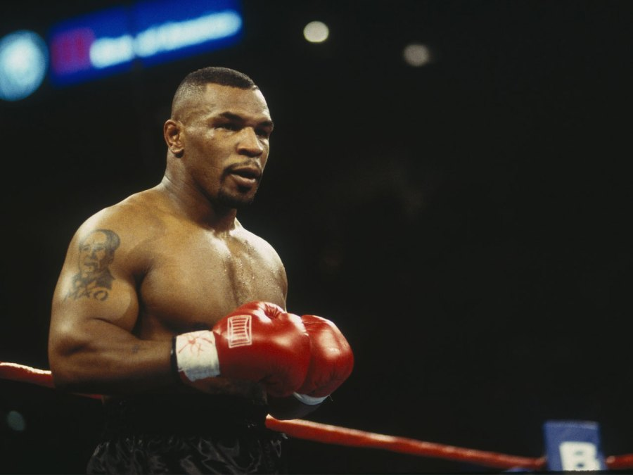 11. Mike Tyson, Boxing