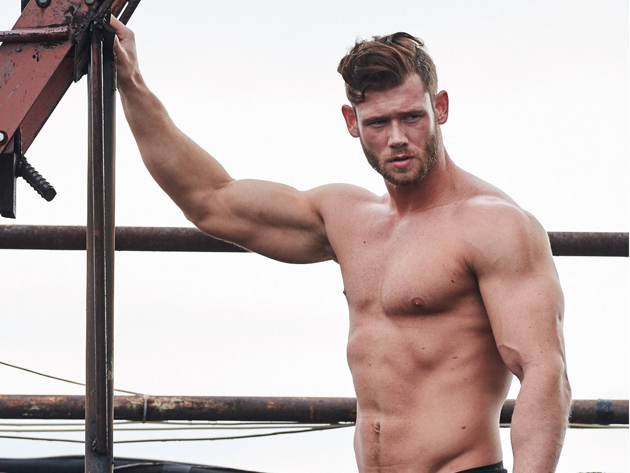 Amazing Mens Power Larger Muscles Items
