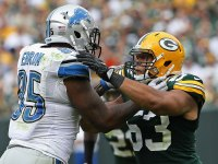 6. Detroit Lions vs. Green Bay Packers