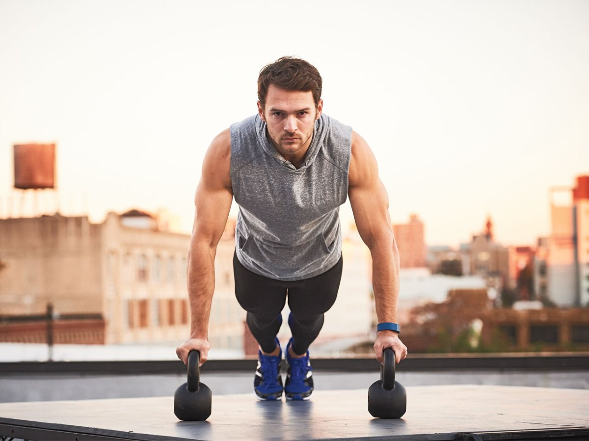 5 at-home workouts better than the gym