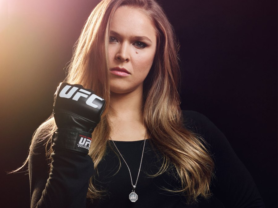 Womens ufc fighters