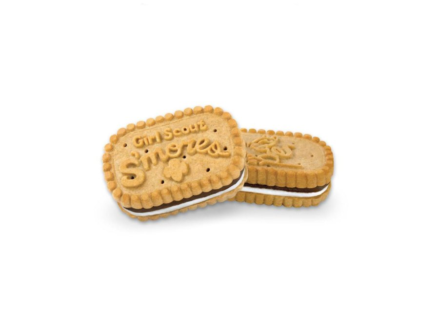 Girl Scouts' new S'mores cookies