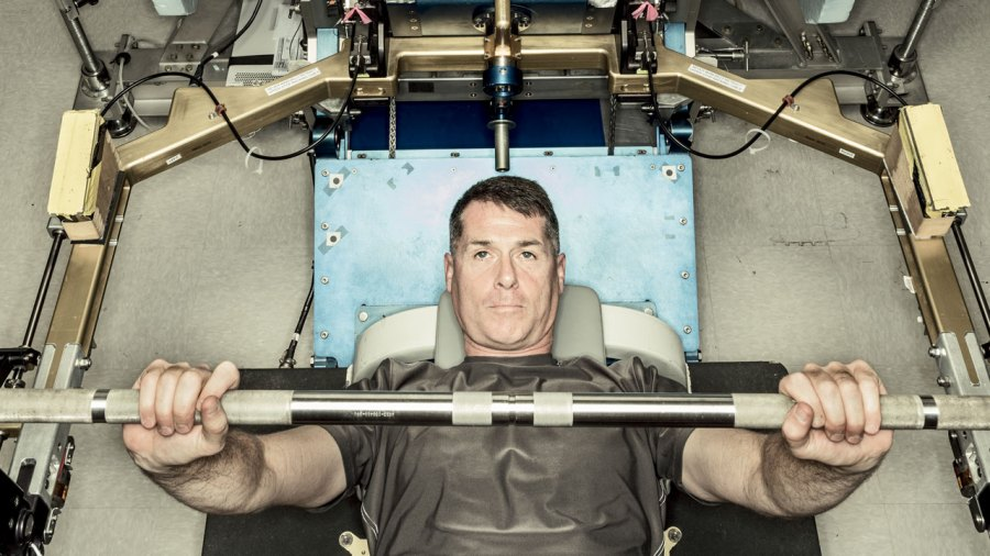 Inside the Crazy Hardcore Fitness Regimen That Keeps American Astronauts Healthy and Strong in Space