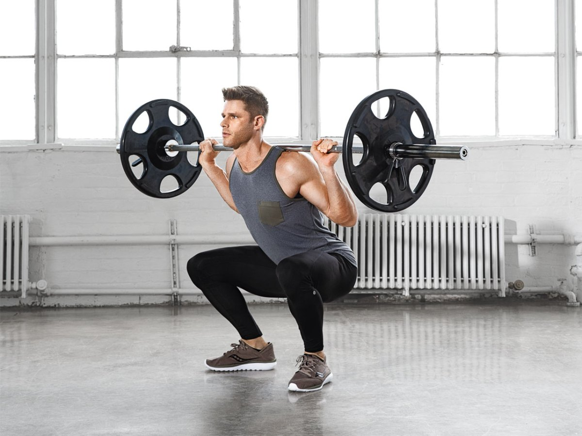 Starting strong: The basics of the squat, deadlift, and bench press