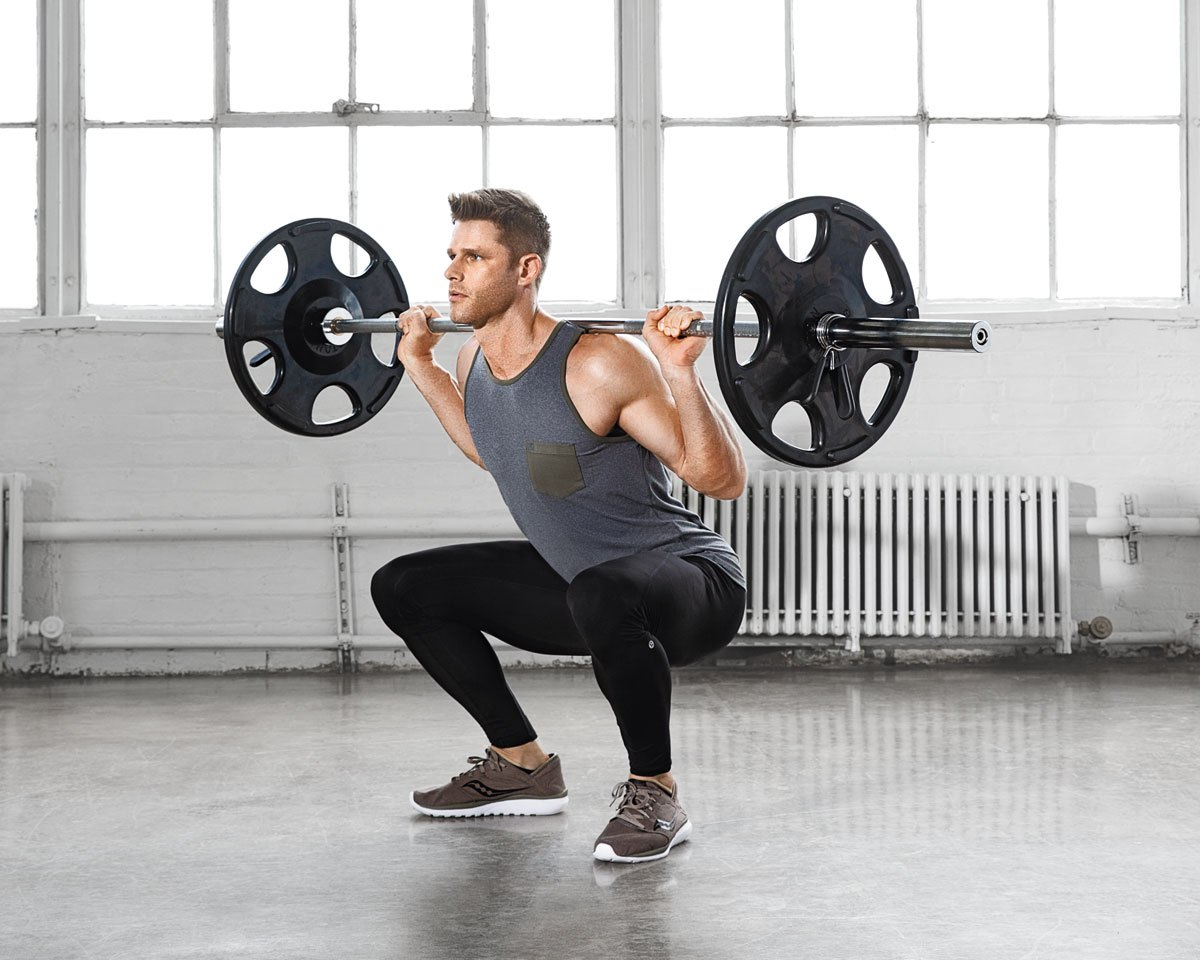 Starting Strong The Basics Of The Squat Deadlift And Bench Press
