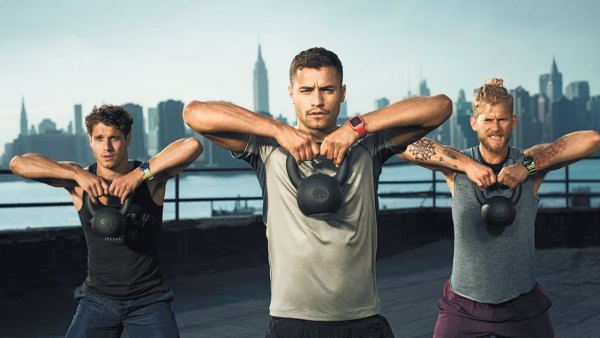 Strength training is America's favorite way to work out in 2016