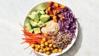 Why Vegetarian Staples Like Beans and Peas Are More Filling Than Meat