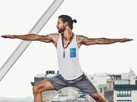 Can men get ripped with yoga?