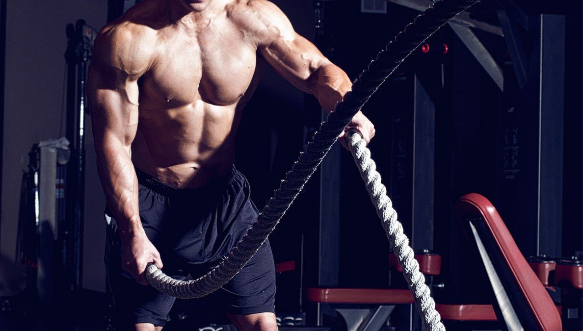 Battle Ropes Workout What You Need To Know Men S Journal