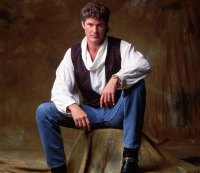 A Photo Tribute to David Hasselhoff, Paragon of Manliness