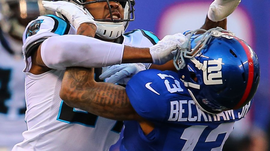 Fit Fix: Josh Norman and Odell Beckham Are Ready for Their UFC Debut