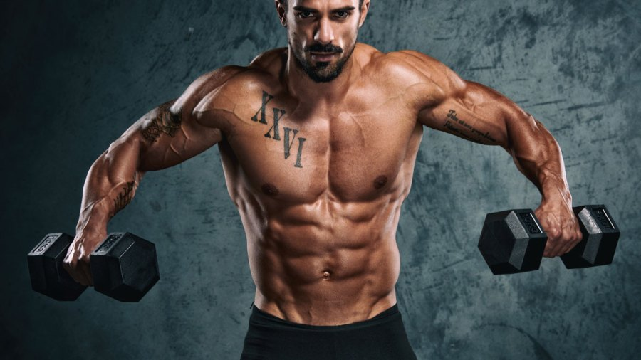 How to Use Free Weights to Get Ripped Six-pack Abs