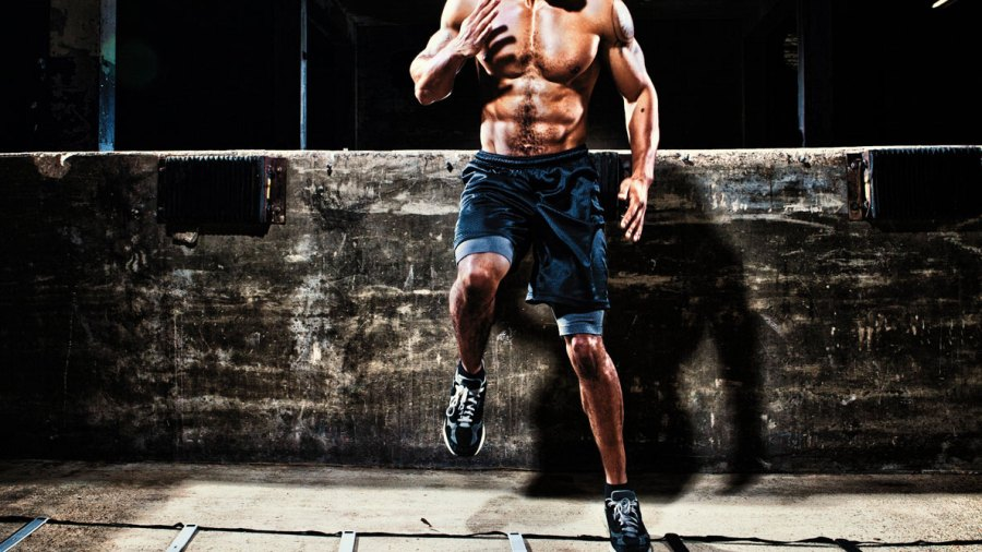 Train Like a Wide Receiver With This Explosive Workout Routine