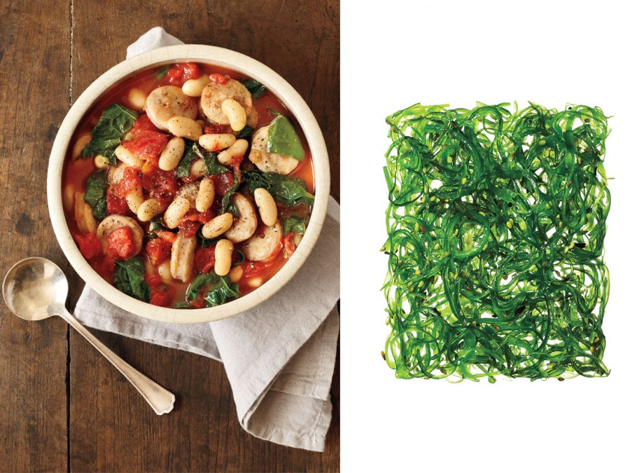 Healthy trend with an unfortunate name: From pulses to blue-green algae