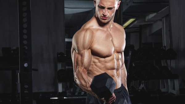 4 Compound Exercises That Will Forge Massive Biceps and Triceps