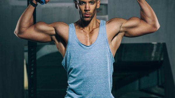 The 440-rep blood-pumping arm workout