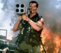 Blow Stuff up With Arnold