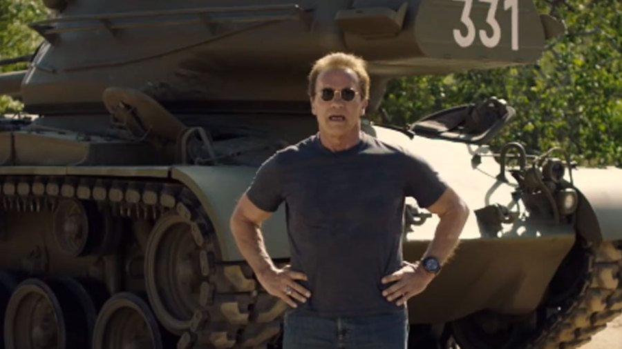 Explosives for a Cause: Win a Chance to Blow Stuff up With Arnold