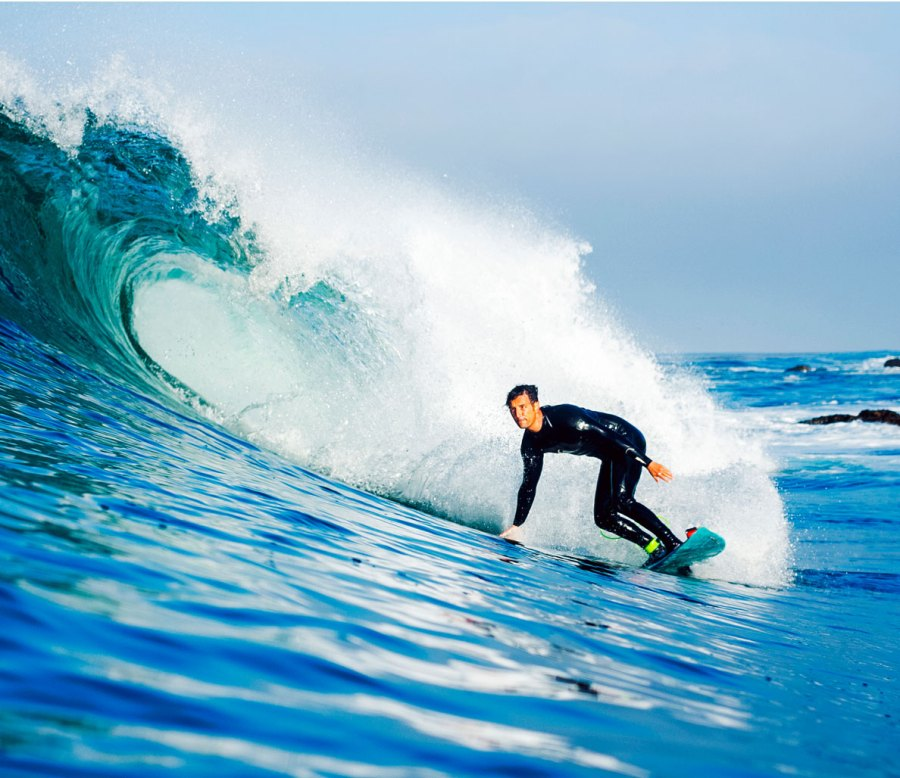 Mexico: Learn to Surf in Baja