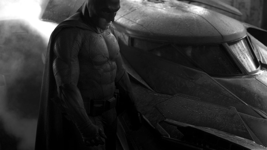 The Batman Suit in 'Dawn of Justice' Isn't Actually Molded on Ben Affleck's Physique