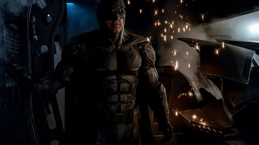 Batman Is Getting a Badass New Armored Suit in 'Justice League'