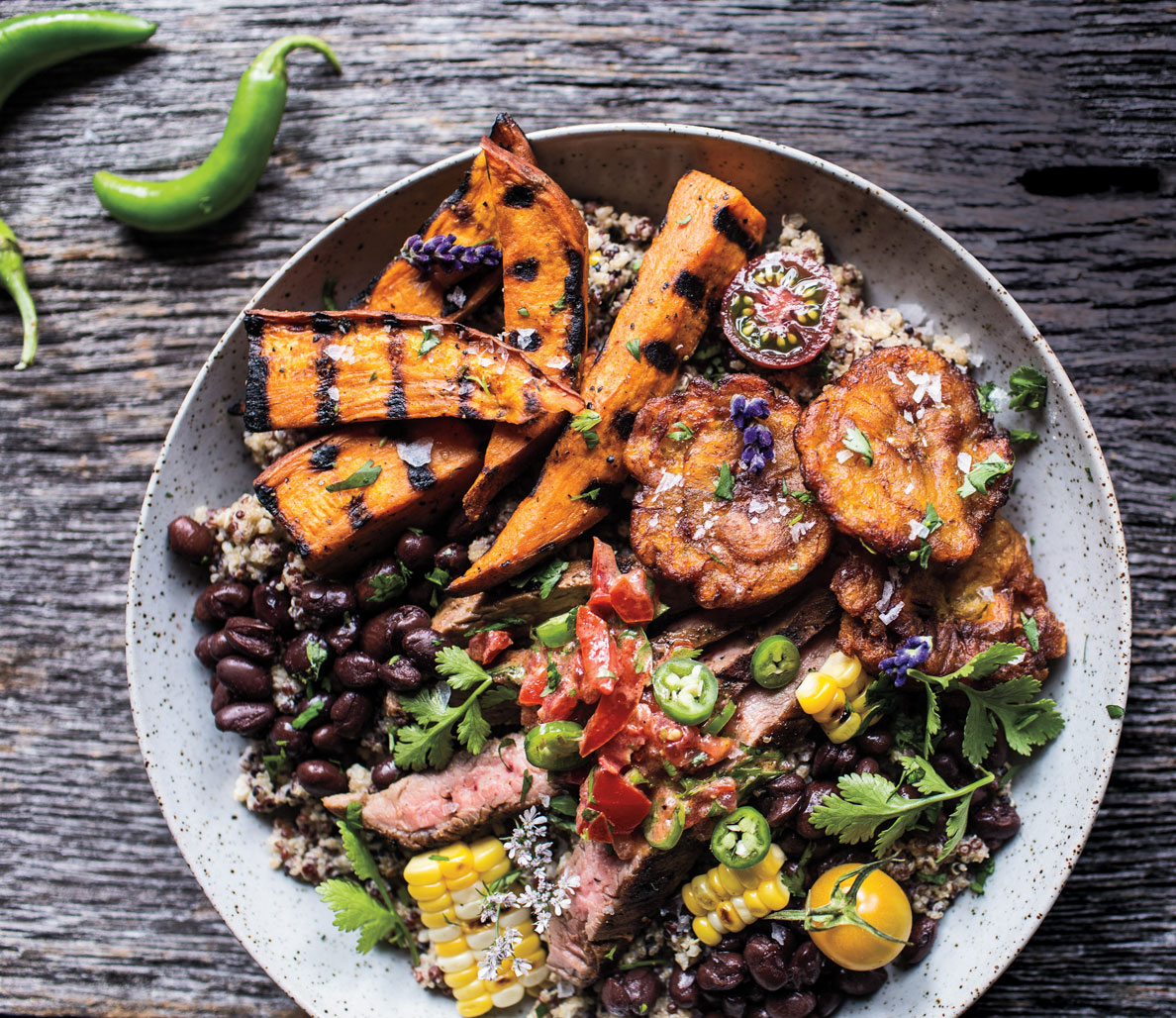 Meal Prep: 4 Muscle-Building Bowl Recipes to Make for Lunch or Dinner