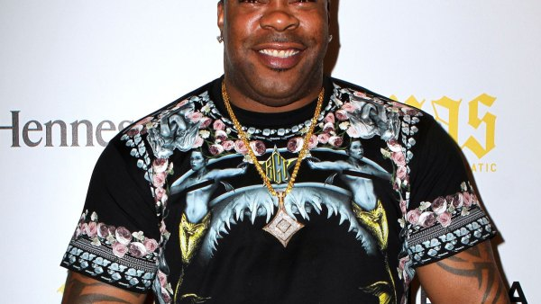 Busta Rhymes Gets Physical