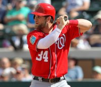 Bryce Harper and Trevor Story Make Home Run History on Opening Day