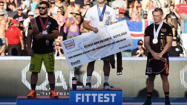 CrossFit Games Recap