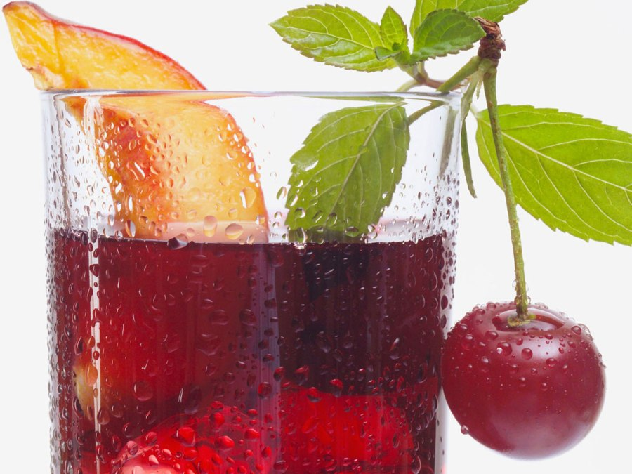 1. Tart Cherry Juice
