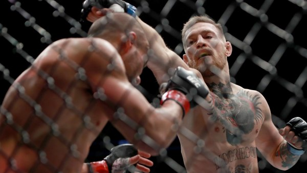 The Best Moments of UFC 205