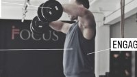 How to do a dumbbell high pull