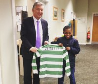 13-Year-Old Player Debuts With Celtic Under-20 Team, Easily Holds His Own