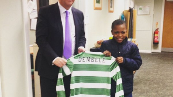 13-Year-Old Debuts With U20 Team