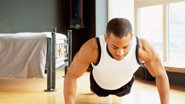 The Dorm Room Workout