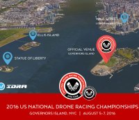 Drone Racing Makes Its Play for Mainstream Coverage With ESPN Deal