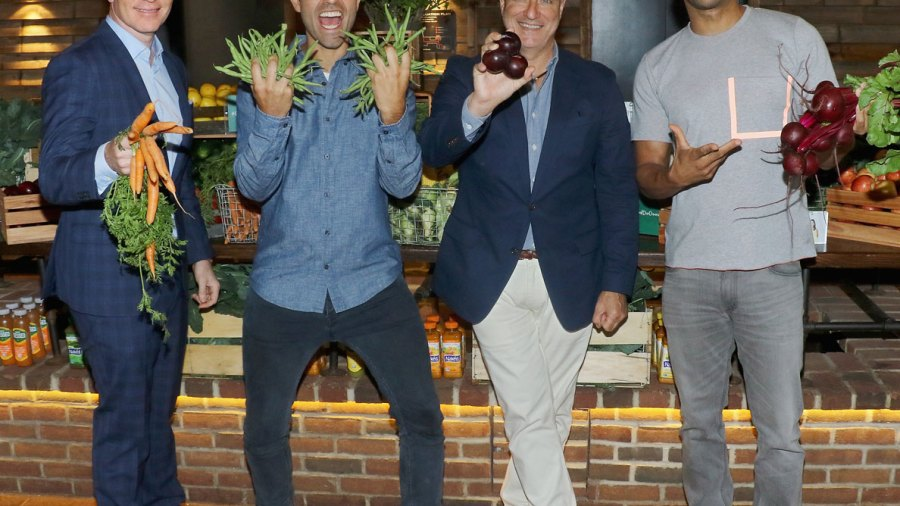 Healthy Recipes From Bobby Flay and Tom Colicchio That'll Make You a Better Person